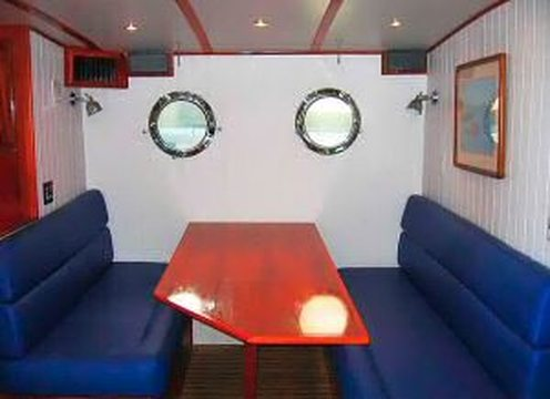 great harbour n47 dinette