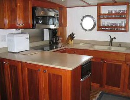 great harbour n47 galley