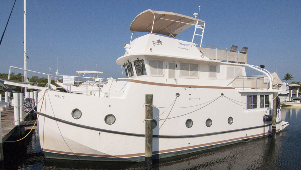 Great Harbour GH 47 Tranquility for sale